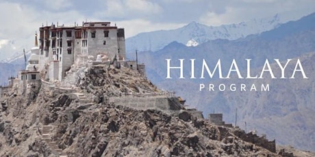 Himalayan Research in the time of COVID-19: Views from Canada tickets
