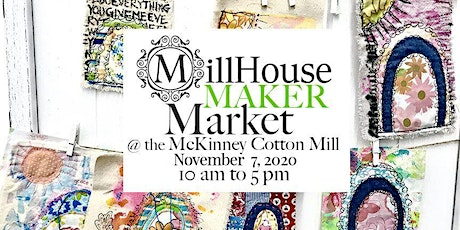 MillHouse Makers Market tickets