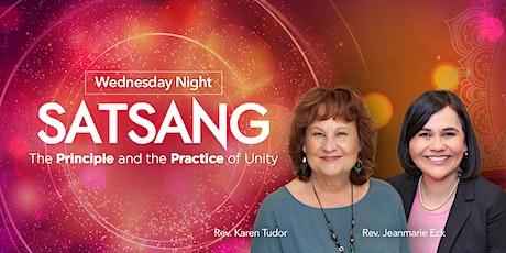 Wednesday Night Satsang RSVP - October 28, 2020 tickets
