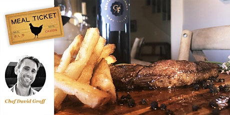 MealticketSF presents a Live Cooking Lesson - Steak Frites!