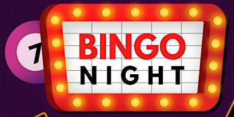 Virtual Music Bingo tickets