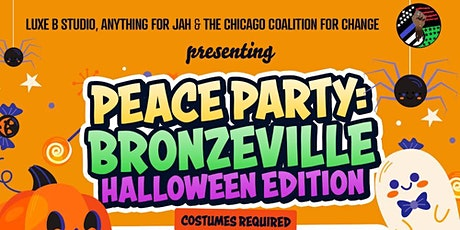 Peace Party: Bronzeville Halloween Edition tickets