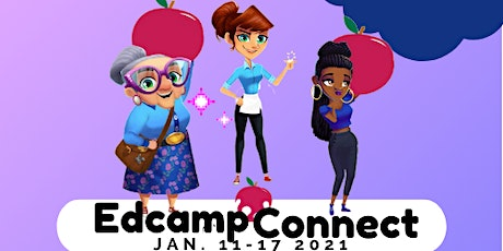 EdCamp Connect 2021 Online tickets