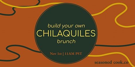 Cooking Brunch: Chilaquiles tickets