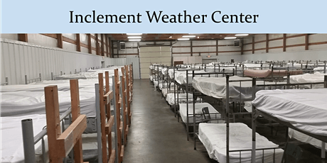 Volunteer at the Inclement Weather Center tickets