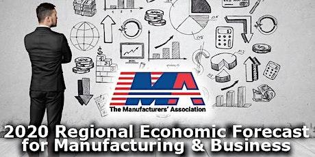 Manufacturers' Association's 2020 Economic Forecast tickets