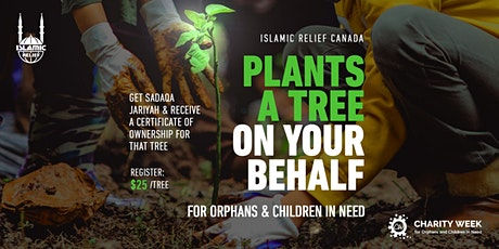 Let's Plant a Tree on Your Behalf tickets