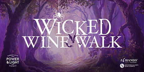 Wicked Wine Walk 2020 tickets