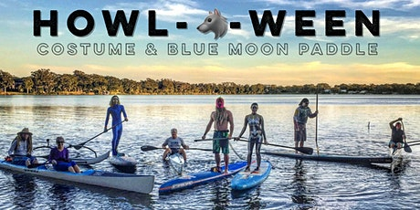 Howl-O-Ween Costume and Blue Moon Paddle Tour tickets