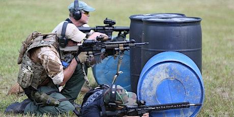 Defensive Carbine II tickets