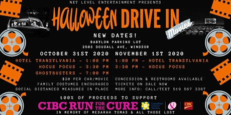 Halloween Drive in 2020 tickets