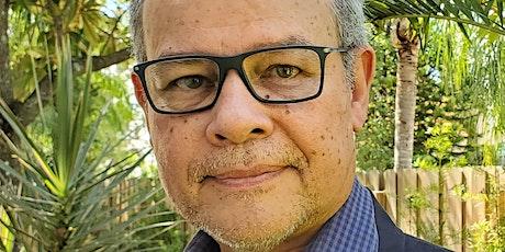 Danilo Lopez-Roman New Book Reception tickets