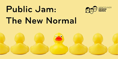 Public Jam: The New Normal tickets
