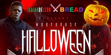 WAREHOUSE HALLOWEEN PARTY tickets