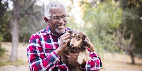 Animal Matters: Healthy, Active Aging for People and Dogs tickets