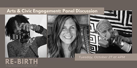 Arts and Civic Engagement: Panel Discussion tickets