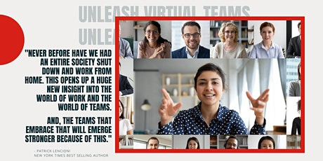 Sandbox FREE SHOWCASE: Unleashing Virtual Teams with Five Behaviors™ tickets