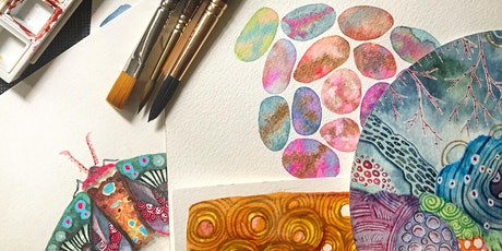 Demystifying Watercolors AM (the basics and beyond!) tickets