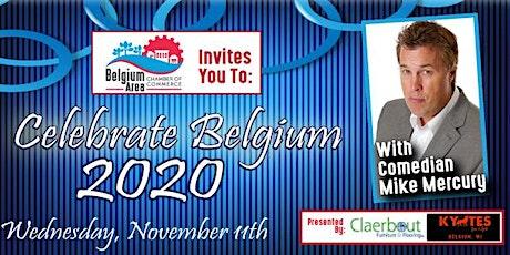 Celebrate Belgium 2020 tickets