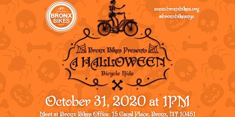 Bronx Bikes Halloween Bicycle Ride 2020 tickets