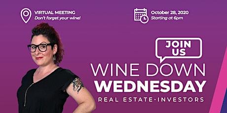 RE Investors Wine Down Wednesday tickets