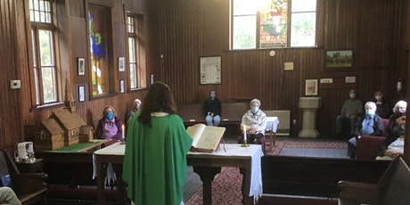 Wednesday at 9 ~ Communion at St. Anne's Log Church tickets