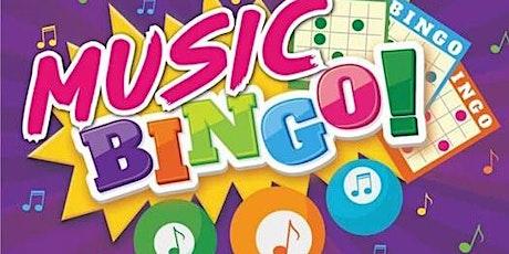 MUSIC BINGO! (Fundraiser & Win Prizes) tickets