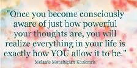 Unlock the Power of your Thoughts!! tickets