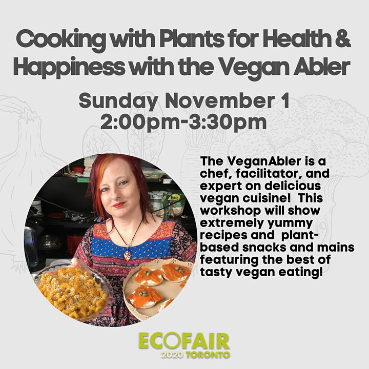 Workshop: Cooking with plants for health and happiness image