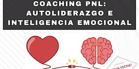 "Curso ""Coaching PNL: Autoliderazgo e Inteligencia Emocional"" boletos"