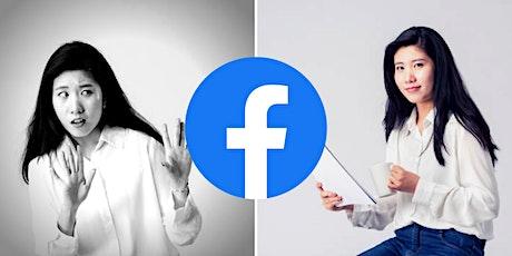 Conferencia: Mentiras y realidades de la publicidad en Facebook entradas