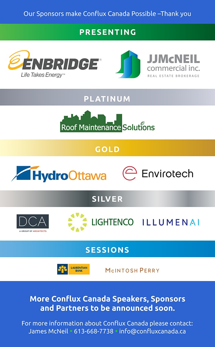 Conflux Canada | The Convergence of the Environment and the Economy image