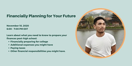 The Thinkers Presents: Financially Preparing for College tickets