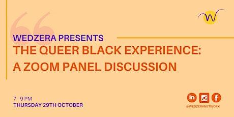 Dariro Discourse:  The Queer Black Perspective tickets