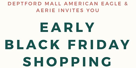 Skip the Lines - Early Black Friday tickets