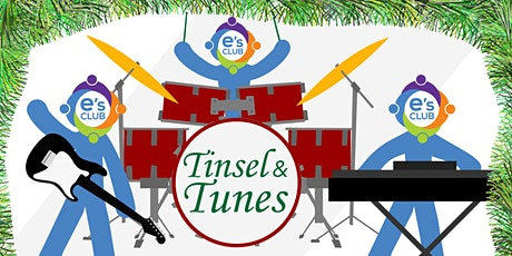Tinsel and Tunes Virtual Concert and Auction tickets