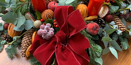 Wreath making with flowers by Lucy tickets
