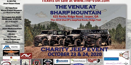 The VSM Charity Jeep Event tickets