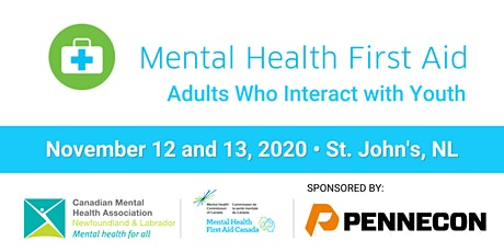 Mental Health First Aid - Adults Who Interact with Youth tickets