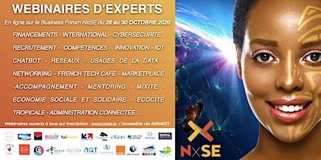 NxSE 2020, Edition Connectée : Programme des Webinaires 28-30 Oct. billets