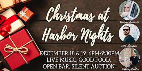 Christmas at Harbor Nights tickets