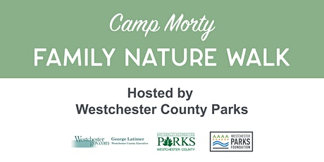 Camp Morty Family Nature Walk: 11/1 Nature Nut Walk tickets