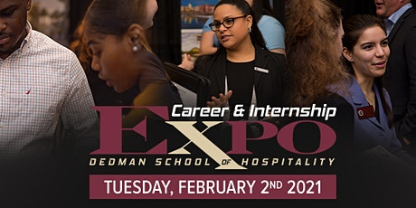 Spring 2021 Career & Internship Expo tickets