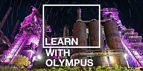 Glazer's Live: Learning Live Composite Mode with Olympus tickets