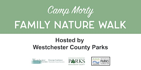 Camp Morty Family Nature Walk: 11/8 Bark n' Buds tickets