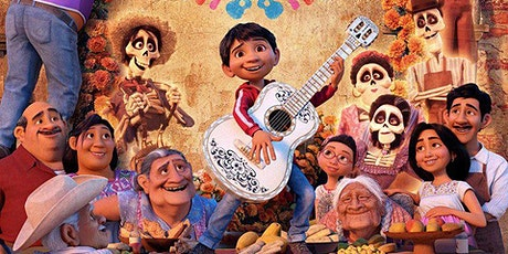 Outdoor Día de los Muertos Screening: Coco tickets