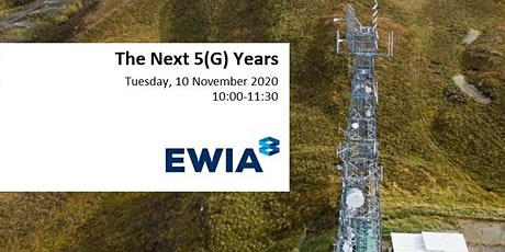 EWIA Virtual Event: The Next 5(G) Years tickets
