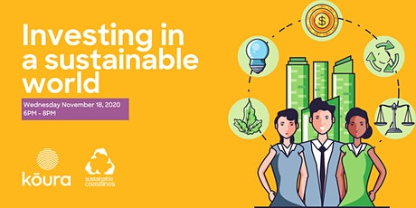 Investing in a Sustainable World tickets