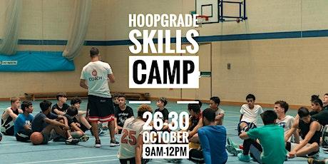 HoopGrade Skills Camp - October Half-Term tickets