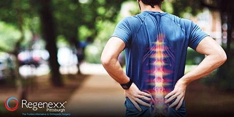 Free Dr. Adelsheimer Webinar:  How to Avoid Back Surgery and Stay Active tickets